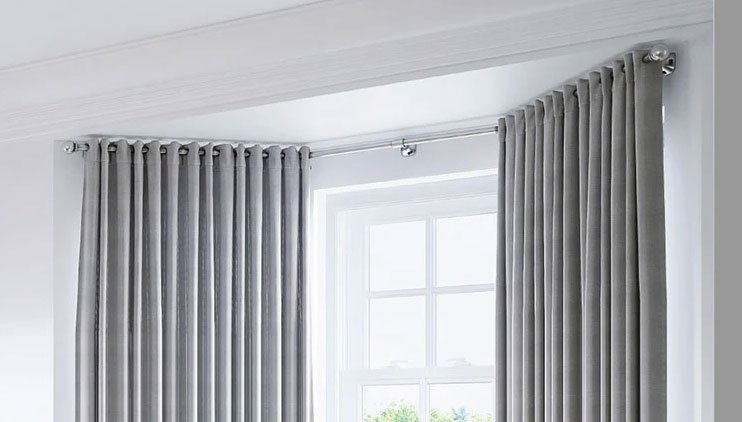 Bay Window Curtain Pole Buying Guide
