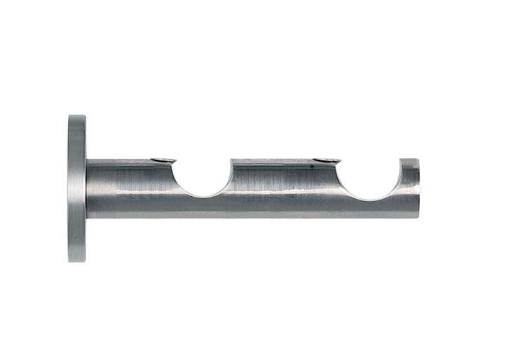 Rolls 19/28mm Neo Double Bracket Stainless Steel