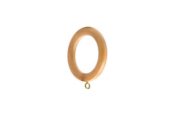 Integra 28mm Wood Works Rings Light Oak