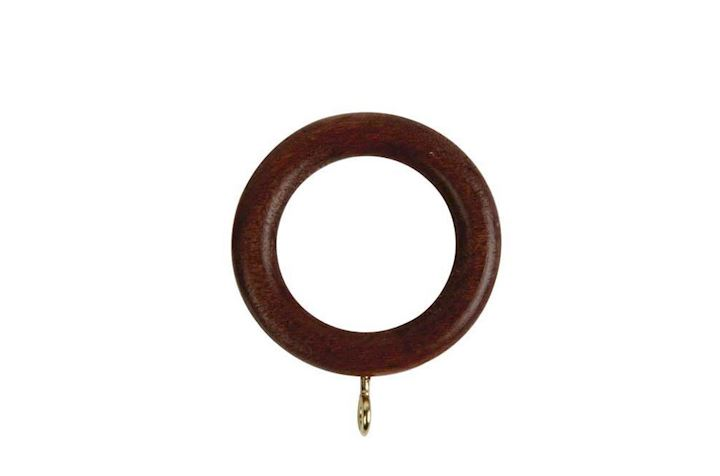 Rolls 28mm Woodline Wooden Rings Rosewood