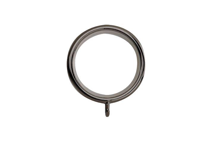 Rolls Neo 28mm Rings Black Nickel