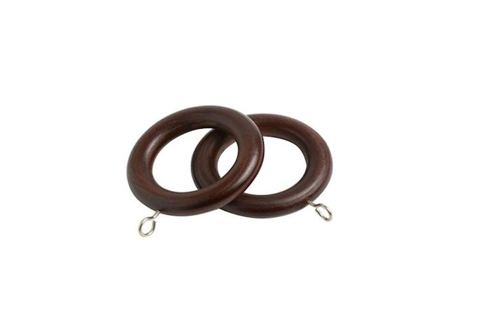 Speedy 28mm County Chestnut Wooden Rings