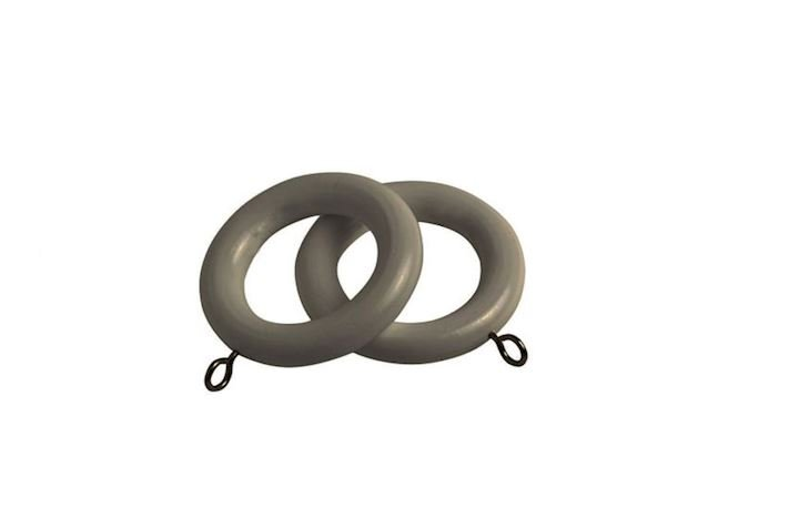 Speedy 28mm County Urban Grey Wooden Rings