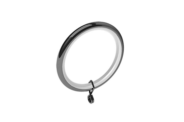Swish 28mm Design Studio Rings Graphite