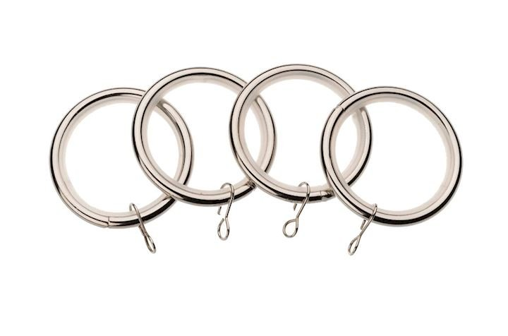 Universal 28mm Satin Steel Rings