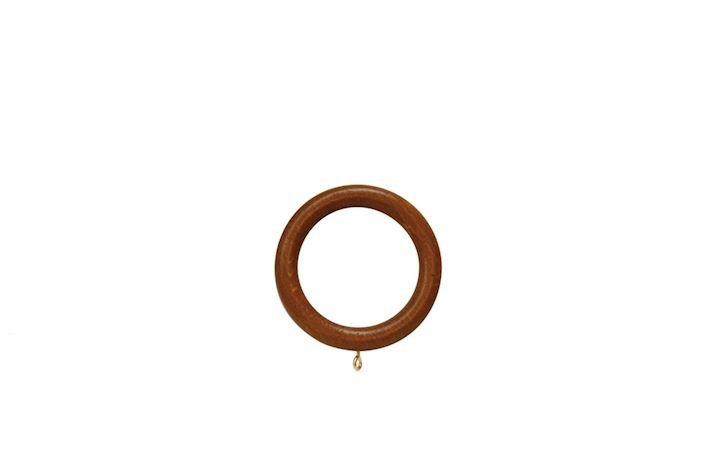 Hallis 35mm Museum Wooden Rings Antique Pine