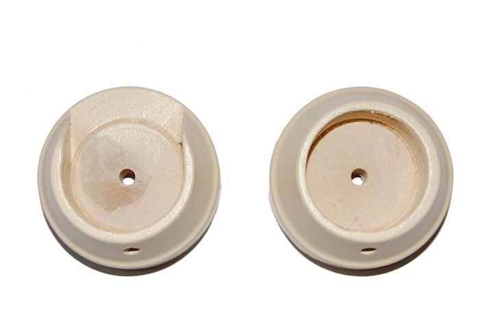 Rolls 50mm Woodline Cream Recess Bracket