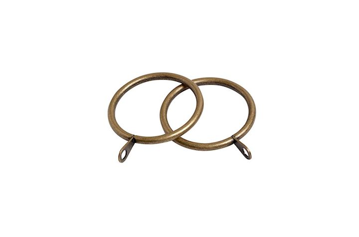 Speedy 28mm Antique Brass Standard Rings
