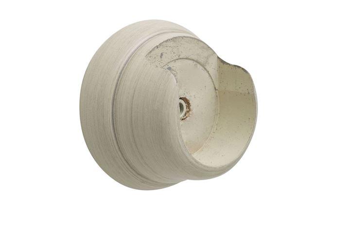 Hallis 35mm Origins Limestone Wooden Recess Brackets