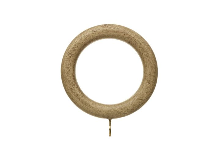 Hallis 45mm Origins Shale Wooden Rings