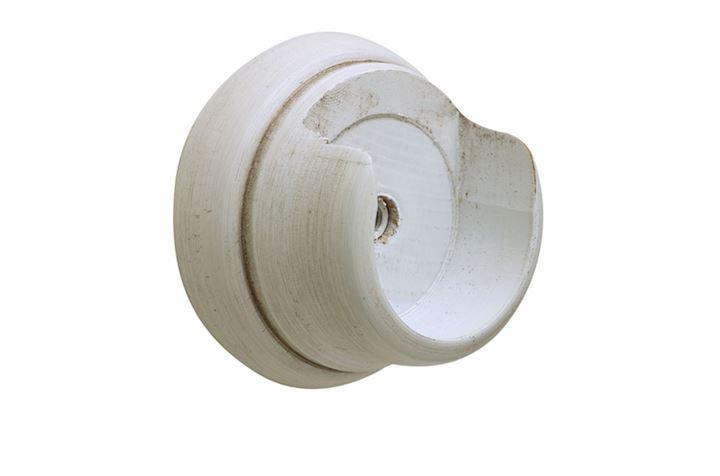 Hallis 45mm Origins Chalk Stone Wooden Recess Brackets