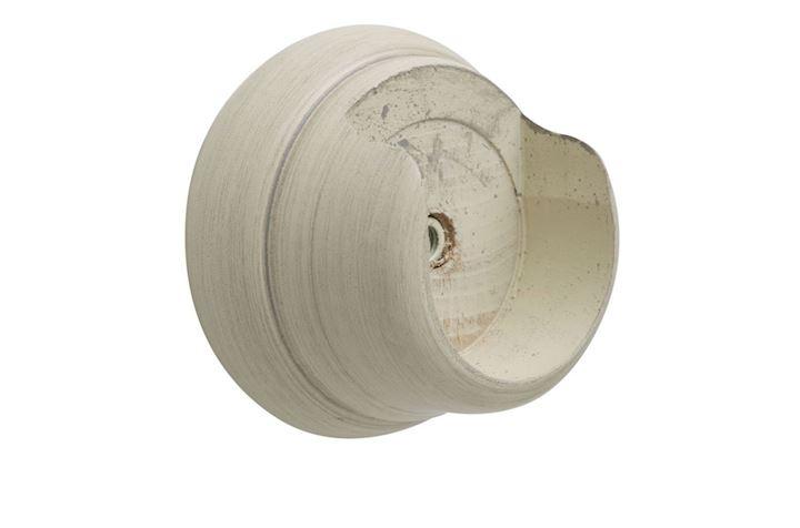 Hallis 45mm Origins Limestone Wooden Recess Brackets