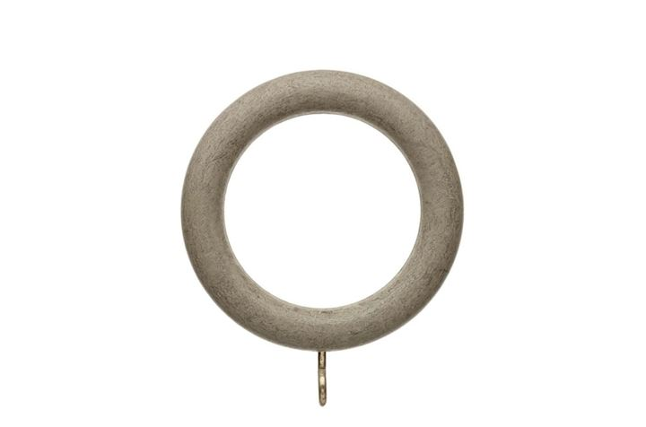 Hallis 45mm Origins Millstone Grey Wooden Rings