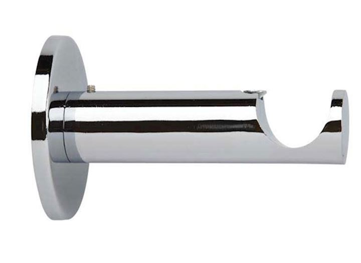 Rolls Neo 28mm Cylinder Bracket Chrome