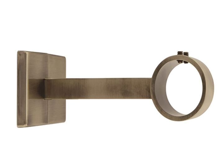 Rolls 35mm Neo Centre Bracket Spun Brass