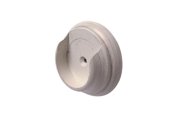 Rolls 45mm Modern Country Brushed Ivory Recess Bracket