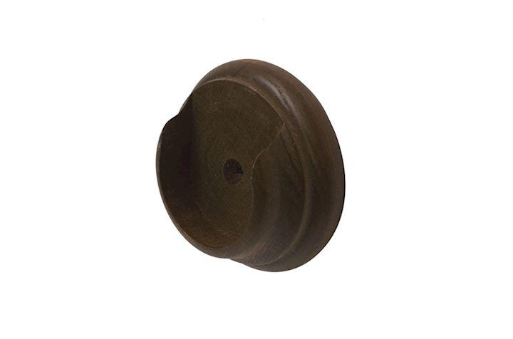 Rolls 45mm Modern Country Dark Oak Recess Bracket
