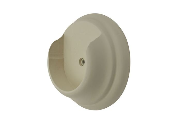 Rolls 55mm Modern Country Pearl Recess Bracket