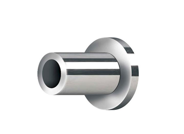 Rolls Neo 19mm Recess Bracket Chrome