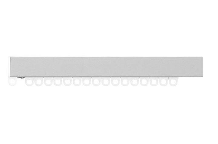 Silent Gliss 1080 White Metal Uncorded Track