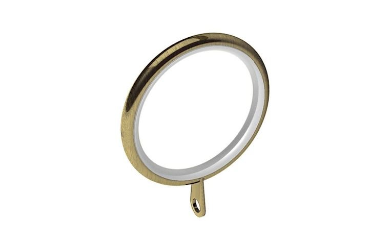 Swish 35mm Elements Rings Antique Brass