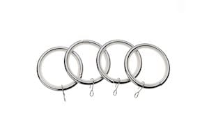 Universal 19mm Chrome Rings