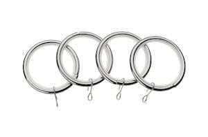 Universal 28mm Chrome Rings