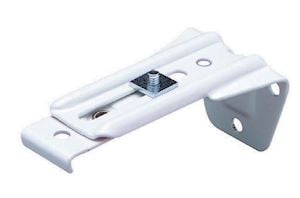 Swish Ultraglyde Steel Bracket White