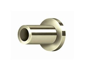 Rolls Neo 19mm Recess Bracket Spun Brass