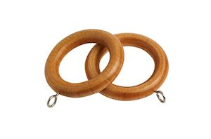 Speedy 28mm Victory Wood Antique Pine Wooden Rings