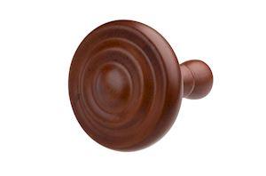 Swish Naturals Chestnut Wooden Holdback