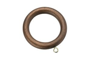 Swish 35mm Romantica Burnished Bronze Wooden Ring