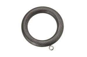 Swish 35mm Romantica Pewter Wooden Ring